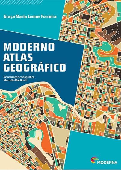 Moderno Atlas Geográfico - 6ª Ed. 2016