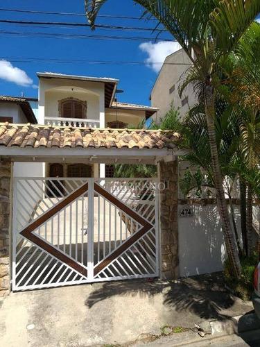 Imagem 1 de 24 de Casa Com 3 Dormitórios À Venda, 140 M² Por R$ 530.000,00 - Vida Nova I - Vinhedo/sp - Ca0455