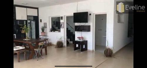 Casa De Condomínio Com 3 Dorms, Parque Residencial Itapeti, Mogi Das Cruzes - R$ 1.3 Mi, Cod: 1986 - V1986