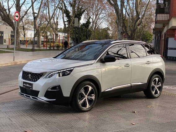 Peugeot 3008 2019 1.6 Gt-line Thp Tiptronic