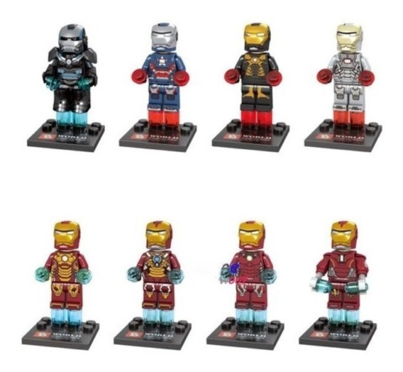 Iron Man Lego Mark 49 en Mercado Libre México
