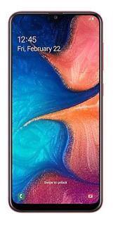 Celular Samsung Galaxy A20 3gb 32gb Android 9 Sm-a205gzrjtpa