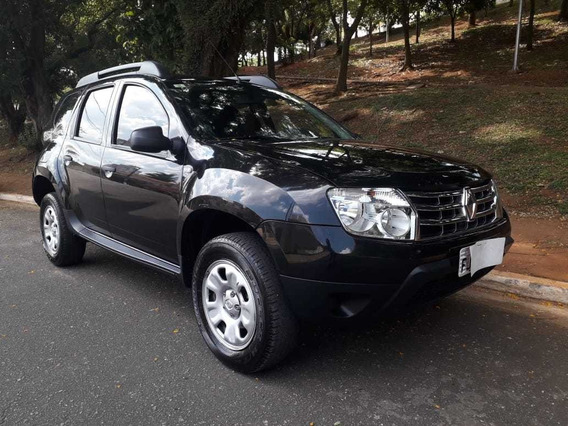 Renault Duster 1.6 Expression 2013 Completa Único Dono