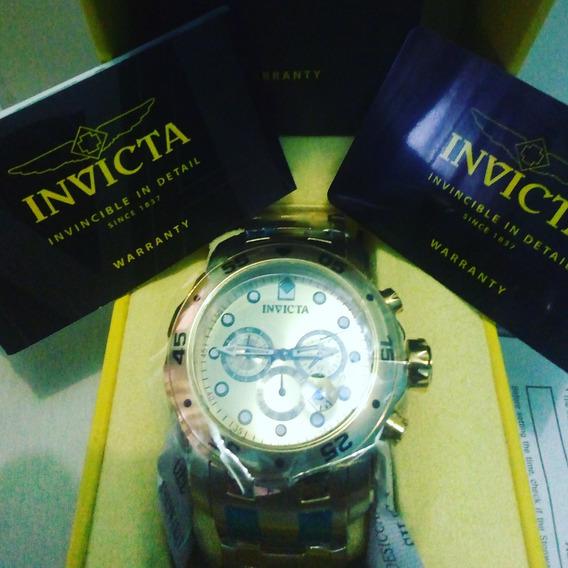 Relógio Invicta 0074 100% Original Completo Super Promooção