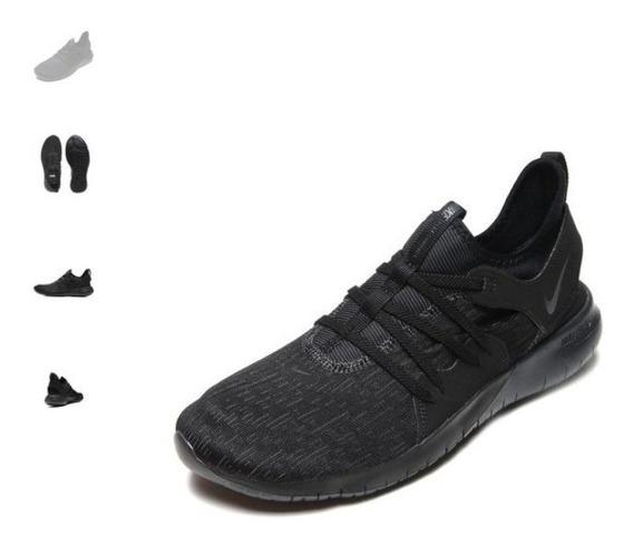Tênis Nike Flex Contact 3 Masculino Preto Tam40 - Sem Juros