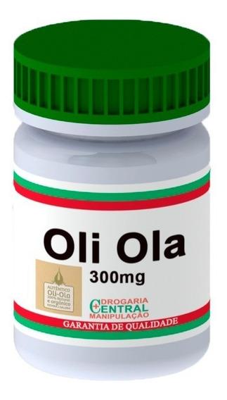 Oli Ola 300mg 60 Cápsulas - Efeito Peeling - Autentico