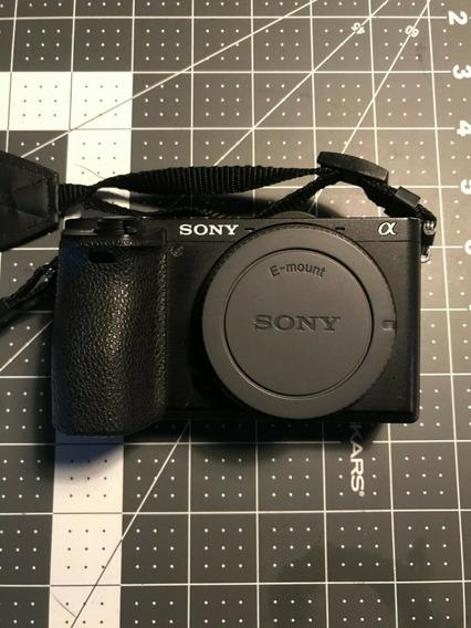 Sony 4k A6500