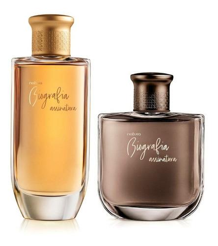 Kit Perfume Biografía Assinatura Dama - mL a $297