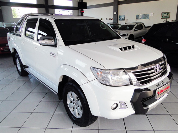 Toyota Hilux Srv Cab. Dupla 4x4 Aut.