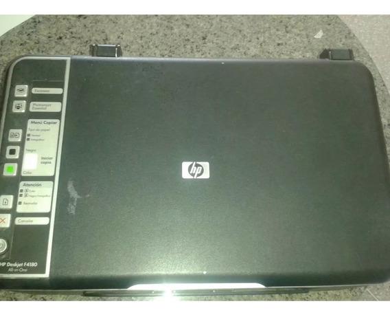 Impresora Multifuncional Hp F4180 Para Repuesto