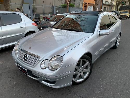 Mercedes Benz C230 Kompressor Evolution I 2007 I Cuotas