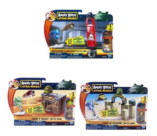 Angry Birds Star Wars Figuras Multi Pack Original Hasbro
