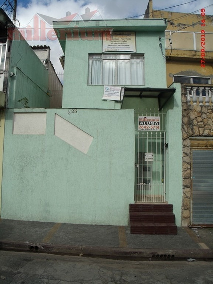 Casa Para Aluguel, 1 Dormitórios, Penha De França - São Paulo - 704