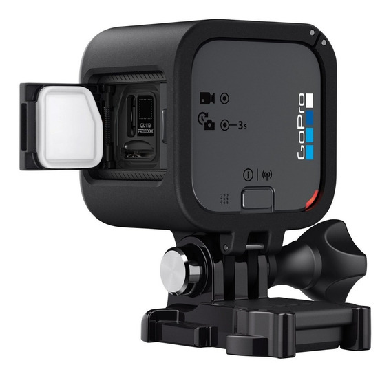Camera Gopro Hero 5 Session A Prova Dagua + 64gb Sd Card