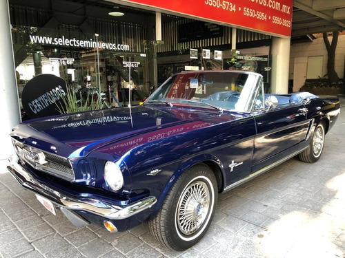 Ford Mustang Convertible, 1965. Coche Clásico