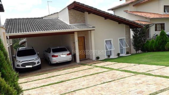 Casa Para Venda E Locação, Condomínio Paysage Serein, Vargem Grande Paulista. - Ca16174