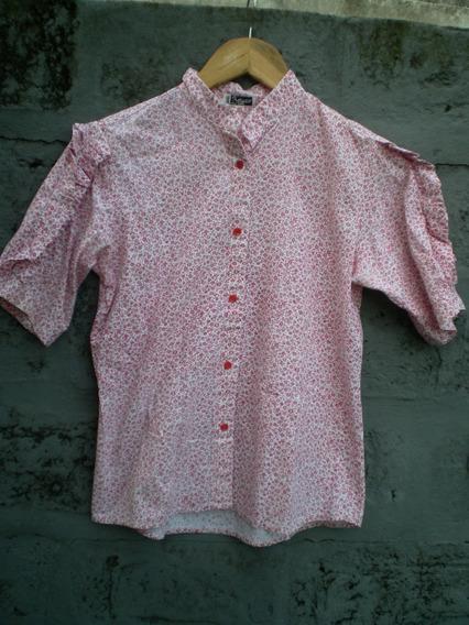 Camisa Vintage Mujer