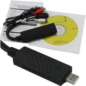 Aparelho Converter Fita Vhs P/ Dvd Digital Easycap