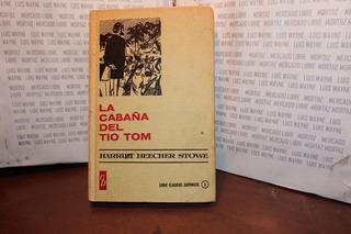 Libro Fisico Cabaña Tio Tom Gráficos Clasico Juveniles