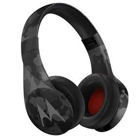 Fone Ouvido S/ Fio Motorola Pulse Escape Camuflado Mrescape+