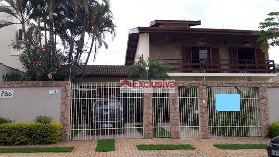 Casa À Venda, 517 M² Por R$ 890.000,00 - Jardim De Itapoan - Paulínia/sp - Ca1536