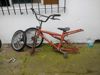 Bicicleta Cross Niño Antigua