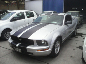 Ford Mustang 2005 Coupe V6 Aa Ee Rines Cd Tela
