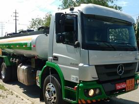 Mercedes-benz Atego 2426 13/13 Com Vaga Na Petrobras