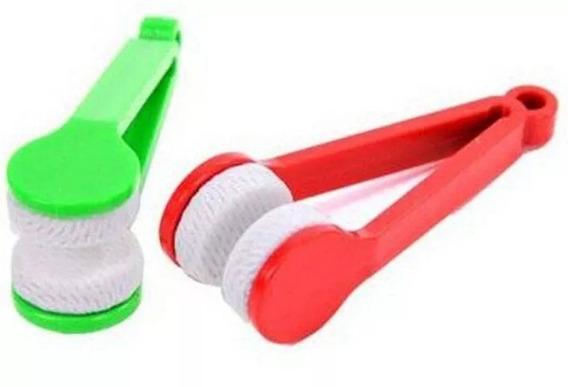 Mini Limpiador Para Gafas Lentes Práctico Y Portátil