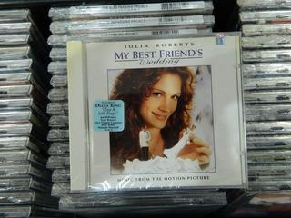 My Best Friend S Wedding Soundtrack.Cd My Best Friend S Wedding No Mercado Livre Brasil