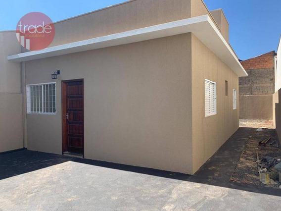 Casa Com 2 Dormitórios À Venda, 55 M² Por R$ 225.000 - Conjunto Residencial Sao Fernando - Ribeirão Preto/sp - Ca2953