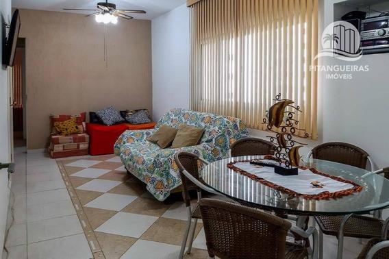 Apartamento Com 1 Dormitório À Venda, 66 M² Por R$ 350.000,00 - Astúrias - Guarujá/sp - Ap4840