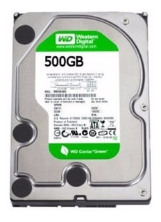 Disco Duro Sata Pc Interno 500gb Seagate Wd Pull Pc O Dvr