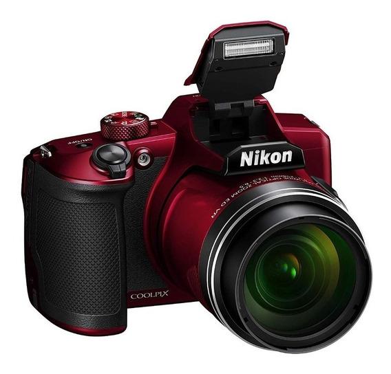 Câmera Nikon Coolpix B600 Wi-fi Leia Todo Anuncio