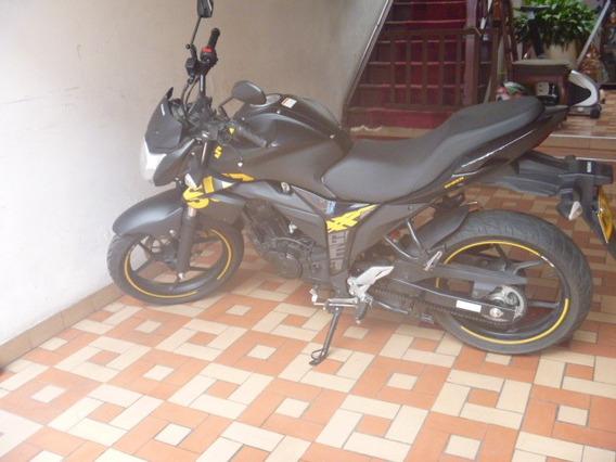 Suzuki Gexxi 150 2019