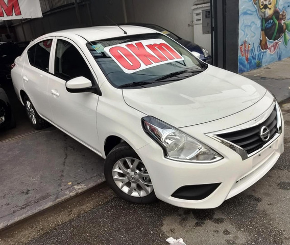 Nissan Versa 1.6 16v S Manual 20/20 0km