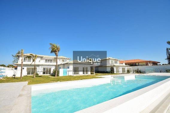 Apartamentos Frente Mar Com 1 Ou 2 Dormitórios À Venda, 52 M² Por R$ 700.000 - Baia Formosa - Armação Dos Búzios/rj - Ap0133