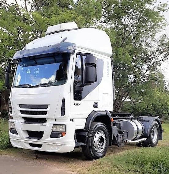 Iveco Cursor 330 Teto Alto 4x2 2011 Vw/volvo/scania