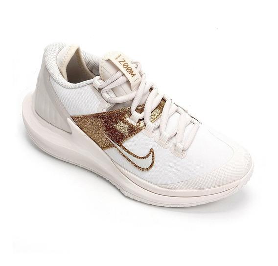 Tênis Nike Air Zoom Zero Hc - Phantom/metallic Gold