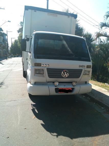 Caminhão 3/4 Volkswagen 8150 Sider
