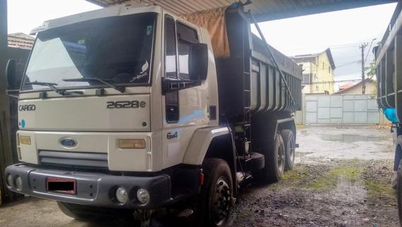 Ford Cargo 2628 6x4 Caçamba