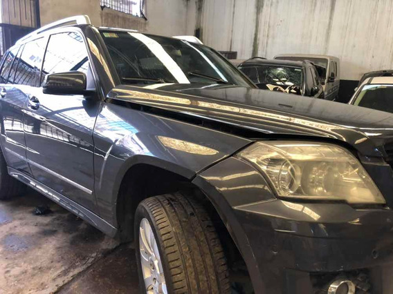 Mercedes Benz Glk 300 4matic 2013 Chocado Tren Delantero