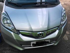 Honda Fit 1.4 Lx Flex 5p 2014