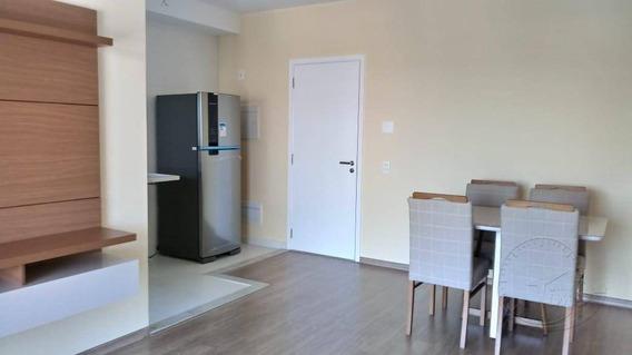 Apartamento Com 1 Dormitório Para Alugar, 50 M² Por R$ 2.000,00/mês - Melville Empresarial Ii - Barueri/sp - Ap0407