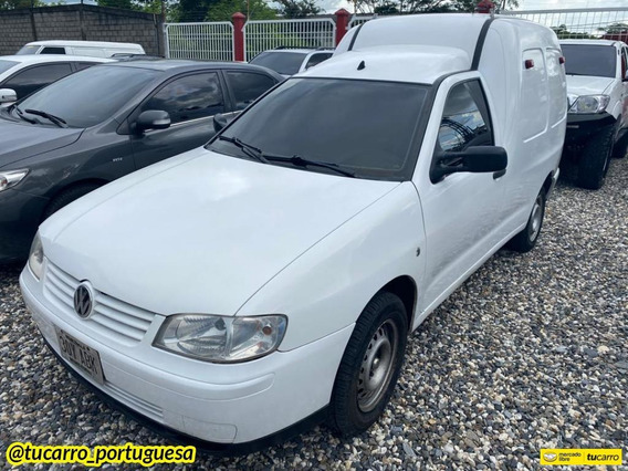 Volkswagen Caddy 4x2 Sincrónico