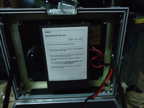 Case Com Bateria Maxicom ( Sucata )