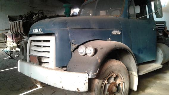 Caminhão Gmc 1952 - Original - Ùnico Dono!