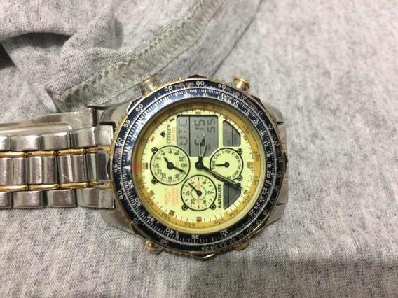 Relógio Citizen C300 Natulite Lindo