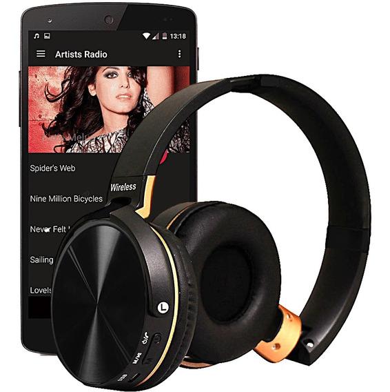 Fone De Ouvido Sem Fio Headphone Wireles Fashion Promoção!