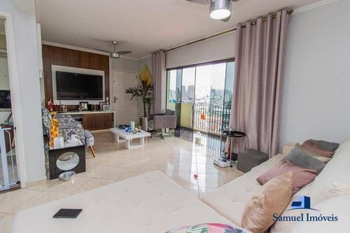 Imagem 1 de 13 de Apartamento À Venda, 130 M² Por R$ 979.000,00 - Vila Santo Estéfano - São Paulo/sp - Ap3401